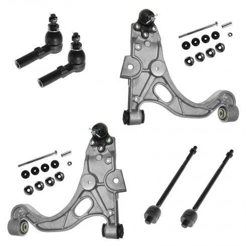 98-05 GM Mid Size FWD Multifit Front Suspension Kit (8 Piece)
