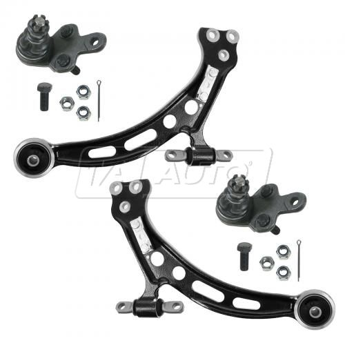 92-01 Toyota Lexus Camry Avalon ES300 Control Arm w/ Ball Joints Front Lower Pair