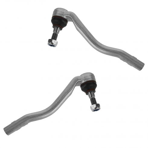 07-12 MB GL Class; 06-11 ML Class; 10-11 ML450 Hybrid Front Outer Tie Rod End Assy Pair
