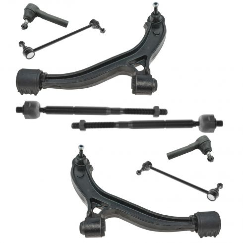 05-07 Town & Country, Caravan, Grand Caravan 8 Piece Suspension Kit