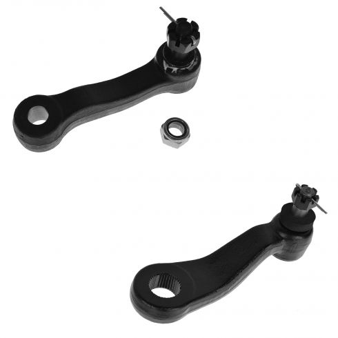 99-09 GM Full Size PU SUV 3 Groove Pitman Arm & Idler Arm Kit