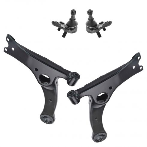 03-08 Toyota Corolla Front Lower Control Arm & Ball Joint SET