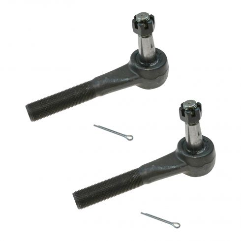 94-99 Dodge 1500, 2500, 3500 Front Outer Tie Rod End Pair