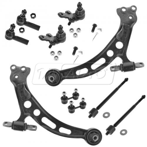 92-96 Camry Avalon ES300 10 Piece Steering & Suspension Kit