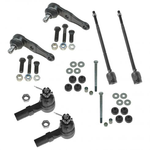 91-96 Escort, Tracer  Front Steering & Suspension Kit (8 Piece)