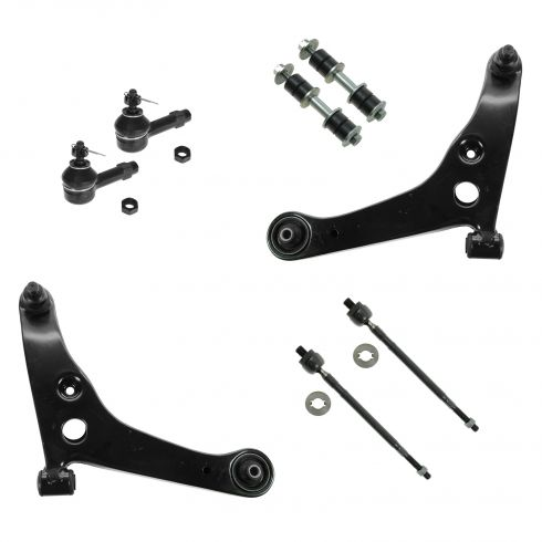 02-07 Mitsubishi Lancer exc Evo Steering & Suspension Kit (8 Piece)