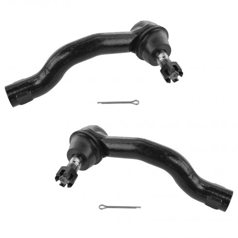05-15 Nissan Frontier, Xterra, 05-12 Pathfinder Front Outer Tie Rod End Pair