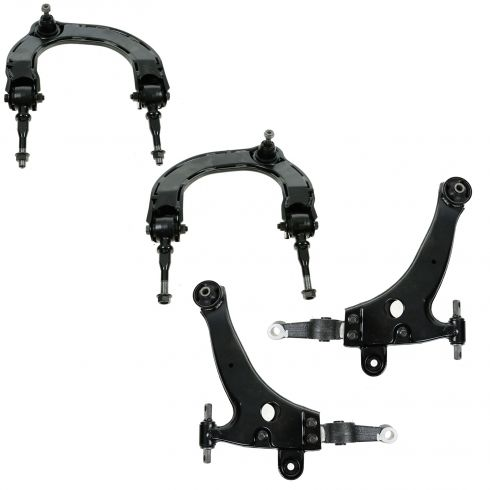 01-05 Optima; 01-05 Sonata; 01-05 XG300 XG350 Front Control Arm Set of 4