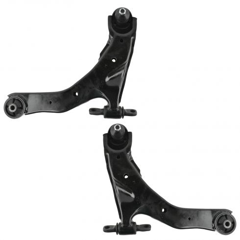 04 Kia Spectra 2.0L; 05-09 Spectra Front Lower Control Arm Pair