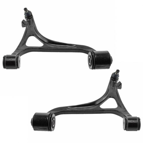 03-07 Mercedes Benz C240 C280 C320 C350 4Matic Front Lower Control Arm w/ Ball Joint Pair