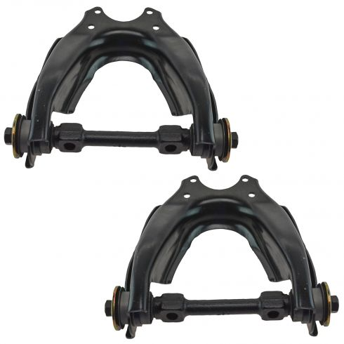 89-95 Toyota Pickup 2WD; 93-98 T100 2WD Front Upper Control Arm (w/o Ball Joint) Pair