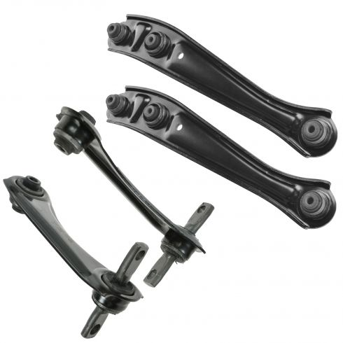 96-00 Honda Civic Rear Upper & Lower Control Arm Set of 4