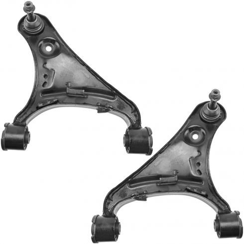 05-09 Land Rover LR3 Front Upper Control Arm Pair