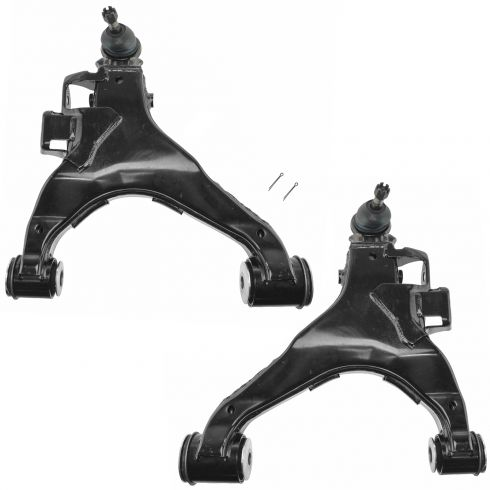 07-12 Toyota Tundra; 08-12 Toyota Sequoia Front Lower Control Arm Pair