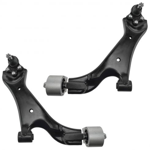 08-15 Captiva Sport; 08-10 Vue; 07-09 XL7 Front Lower Control Arm with Balljoint & Bracket Pair