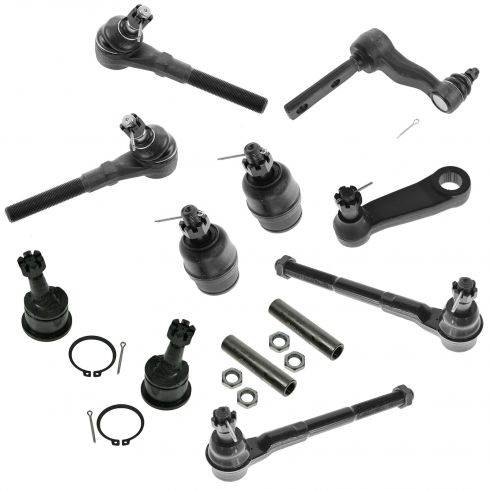 97-02 Expedition; 97-04 F150; 98-02 Navigator 2WD Suspension Kit (12 Piece)