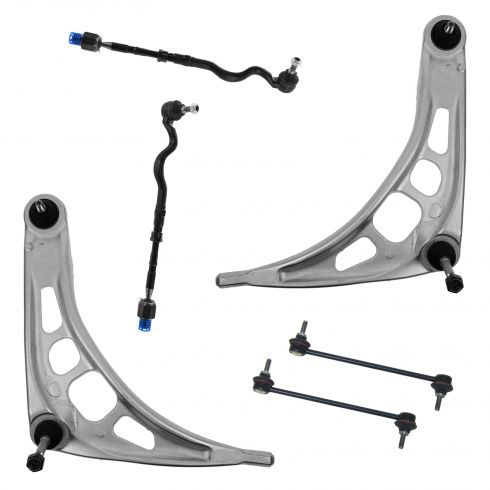 99-06 BMW 3 Series; 03-08 Z4 2WD Front Suspension Kit (6 piece)