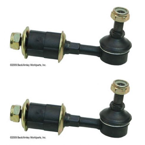 1996-99 Infinit I30; 95-99 Nissan Maxima Front Sway Bar End Link Front PAIR