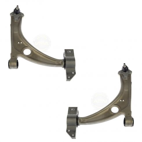 09-13 VW Passat CC; 06-10 Passat; 09-13 Tiguan Front Lower Control Arm w/Balljoint PAIR (DORMAN)