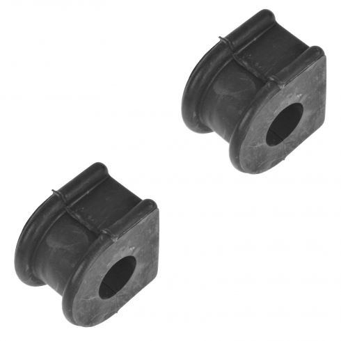 05-09 Equinox; 06-09 Torrent; 07 Vue Hybrid; 02-07 Vue Front Stabilizer Bar Bushing Pair (GM)