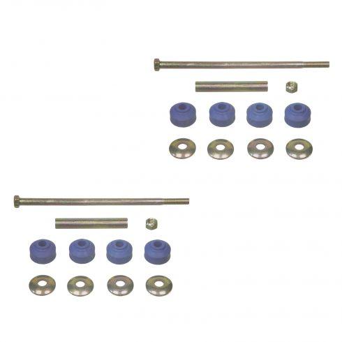 Front Sway Bar Link Kit PAIR (MOOG K5254)
