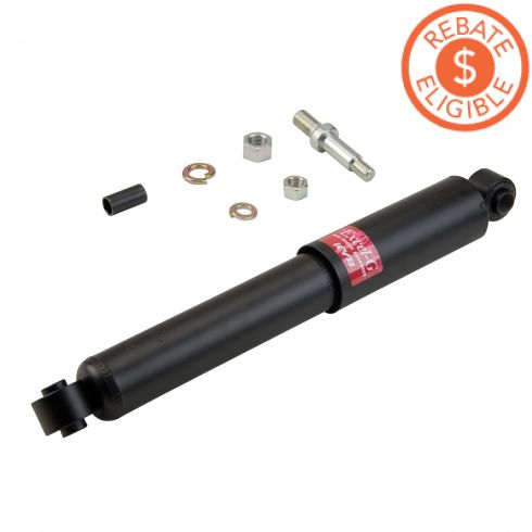 63-91 Chevy GMC Pickup Van SUV 2WD Front Shock Absorbr LH=RH Excel-G (KYB)