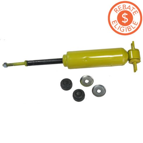 GAS-MAGNUM TRUCK FRONT Shock Absorber (Monroe 34831) LF = RF