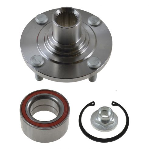 FORD 1994-83 HUB BEARING - FRONT FORD ESCORT TEMPO