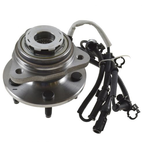 98-00 Ford Ranger 4x4 w/4 wheel ABS Frt Hub & Brng