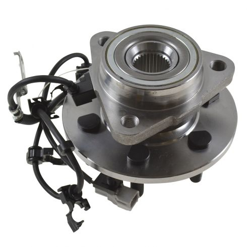 97-04 Dodge Dakota 4x4 w/AWAL Frt Hub & Bearing LF