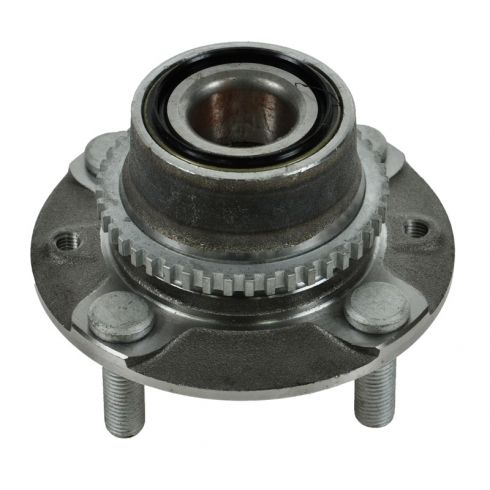 Wheel Bearing & Hub Assembly (ABS Ring Close to Flange)