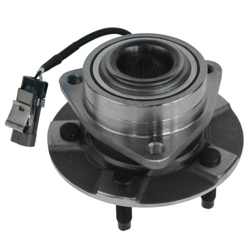 02-07 GM FWD Mini Vans w/ABS Front Hub & Bearing