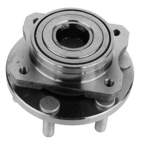 96-13 Dodge Viper Front & 96-98 Rear Hub & Bearing