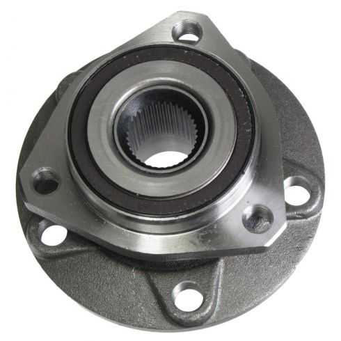 2006-10 VW EOS Golf GTI Rabbit; Audi A3 Wheel Bearing & Hub Assy FRONT