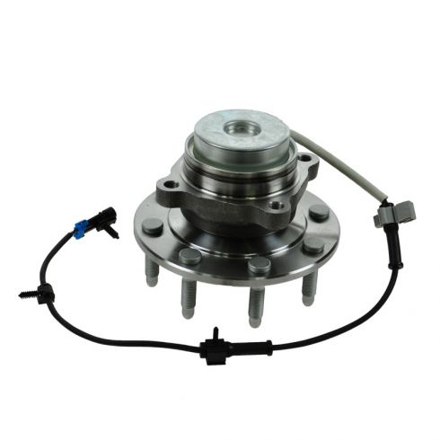 Wheel Hub and Bearing Assembly