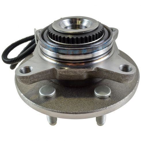 (11/29/04)-08 Ford F150; 06-08 Lincoln LT (6 Lug) Front Wheel Bearing & Hub LF = RF