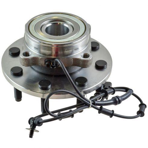 06-08 Dodge Ram PU Multifit Front Wheel Bearing & Hub Assy LF = RF