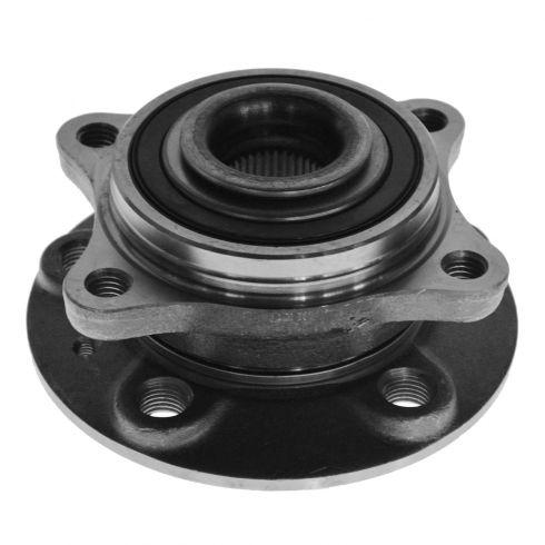 99-09 Volvo 60 70 80 Series Multifit Front Wheel Bearing & Hub Assy LF = RF