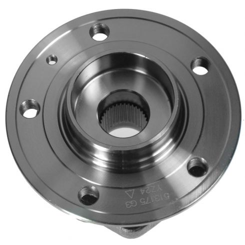 99-04 Volvo 70 Series Front Wheel Bearing & Hub Assy LF = RF