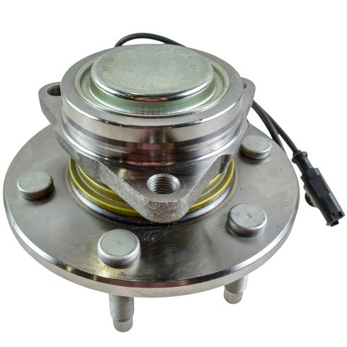 07-11 GM Full Size SUV PU 2WD Front Wheel Bearing & Hub LF = RF