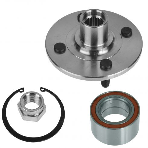 94-02 Saturn S Series Front Wheel Hub & Bearing Kit LF = RF