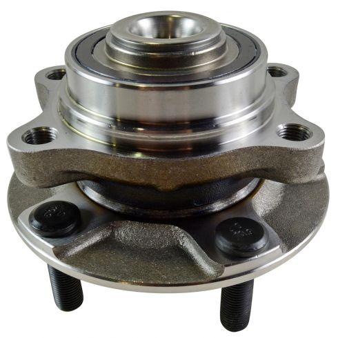 03-09 Nissan 350Z;  03-07 Infiniti G35 RWD Front Wheel Hub & Bearing LF = RF