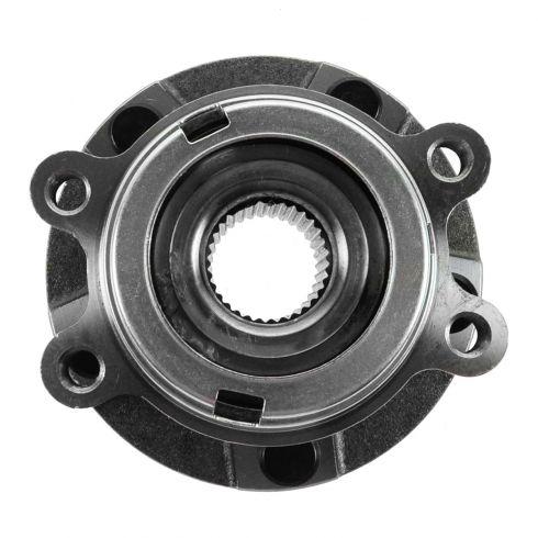 09-11 Nissan Murano; 11 Quest Front Wheel Bearing & Hub Assy RF