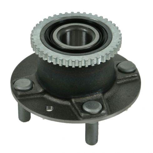 Wheel Bearing & Hub Assembly (ABS Ring Close to Spindle)