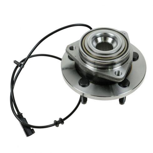 06-09 Dodge Durango; 07-09 Chrysler Aspen Front Wheel Bearing & Hub Assy LF = RF