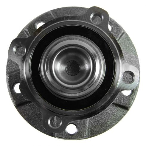 04-10 BMW 5, 6 Series w/RWD Front Wheel Bearing & Hub Assy LF = RF