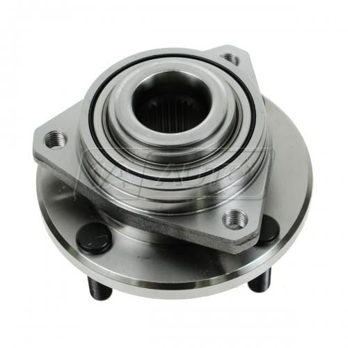 04-06 Chevy Epica, Suzuki Verona (w/o ABS) Front Wheel Bearing & Hub Assy LF = RF