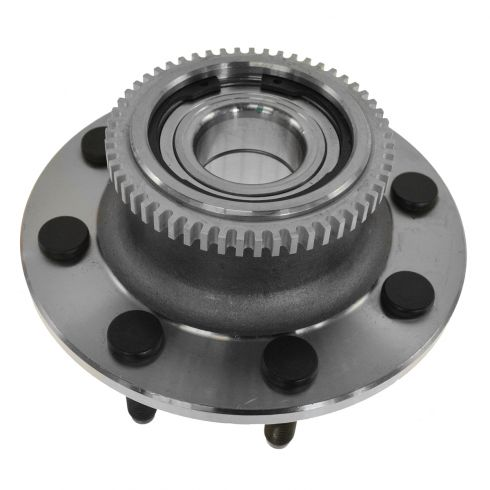 00-02 Dodge Ram 2500, 3500 2WD w/AWAL Front Wheel Bearing & Hub Assy LF = RF