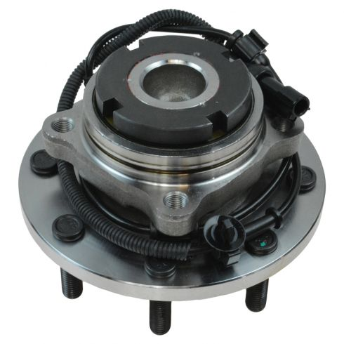 99-04 Ford F250SD-F550SD w/2WD & ABS Front Wheel Hub & Bearing Assembly LF = RF