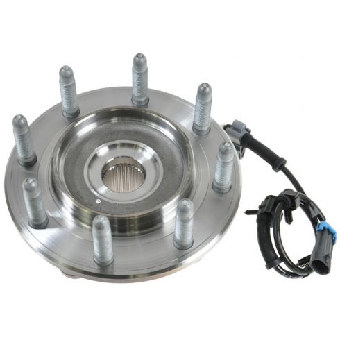 01-07 GM Truck HD Multifit 2WD Front Hub & Bearing LH = RH (AC DELCO)